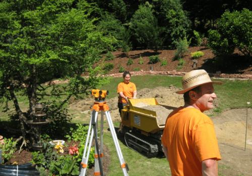 TAF Services Objektbetreuung - GaLa Bau Teichbau